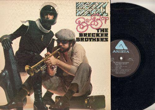 Brecker Brothers - Heavy Matal Be-Bop: Easy River, Some Skunk Funk Sponge, Squids (vinyl LP record) - NM9/EX8 - LP Records