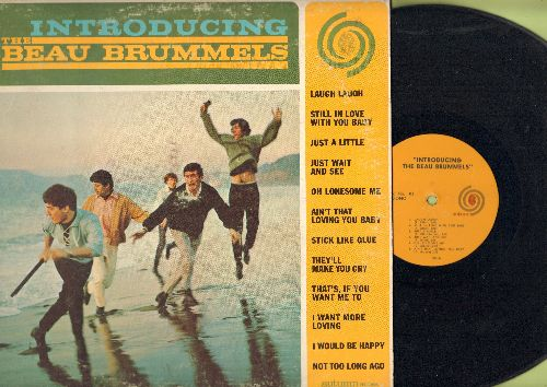 Beau Brummels - Introducing The Beau Brummels: Laugh Laugh, Ain't That Loving You Baby, Oh Lonesome Me, I Want More Loving (vinyl MONO LP record) - EX8/VG7 - LP Records