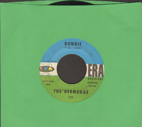 Bermudas - Donnie/Chu Sen Ling - VG6/ - 45 rpm Records