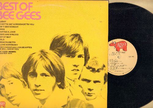 Bee Gees - Best Of Bee Gees: I Started A Joke, Massachusetts, To Love Somebody, New York Mining Disaster 1941 (Vinyl STEREO LP record) - NM9/VG7 - LP Records