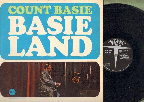 Basie, Count - Basie Lang: Count Me In, Instant Blues, Rabble Rouser, Yuriko, Doodle-Oodle (vinyl MONO LP record) - NM9/EX8 - LP Records
