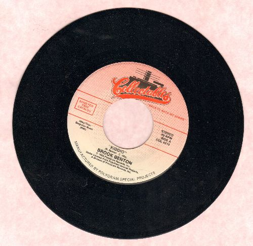 Benton, Brook - Endlessly/Kiddo (double-hit re-issue) - NM9/ - 45 rpm Records
