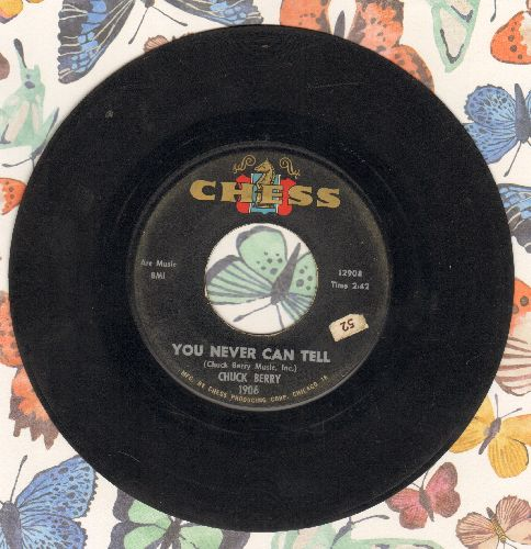 Berry, Chuck - You Never Can Tell (featured in Cult Classic -Pulp Fiction-)/Brenda Lee - VG6/ - 45 rpm Records