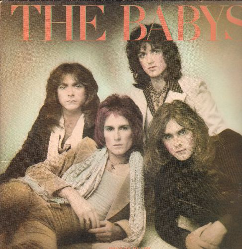 Babys - Broken Heart: Looking For Love, Wild Man, I Love How You Love Me, Over And Over, Dying Man (Vinyl LP record) - NM9/EX8 - LP Records