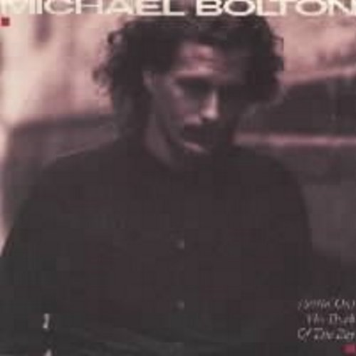 Bolton, Michael - Sittin' On The Dock Of The Bay/Call My Name (with picture sleeve and juke box label) - NM9/EX8 - 45 rpm Records