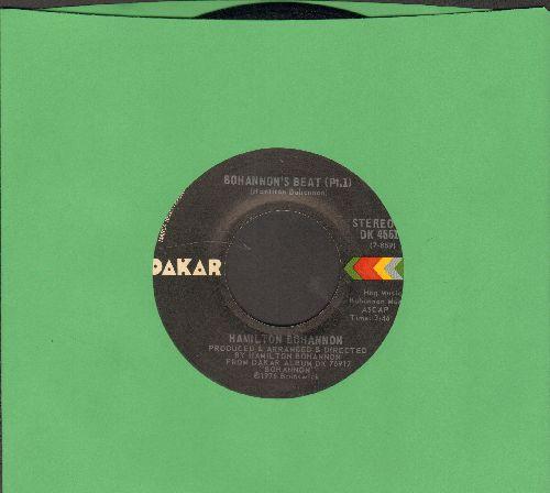 Bohannon, Hamilton - Bohannon's Beat (Part 1)/East Coast Groove - NM9/ - 45 rpm Records