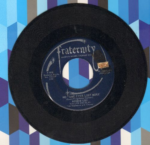 Bonnie Lou & Lew Douglas - No One Ever Lost Most/Have You Ever Been Lonely - EX8/ - 45 rpm Records
