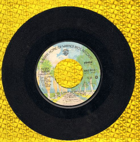 Boone, Debby - You Light Up My Life (SLOW-DANCE FAVORITE! - Spent 10 weeks at #1 of US Hot 100 Charts!)/Hasta Manana - VG7/ - 45 rpm Records