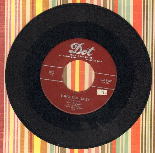 Boone, Pat - Long Tall Sally/Just As Long As I'm With You - VG7/ - 45 rpm Records