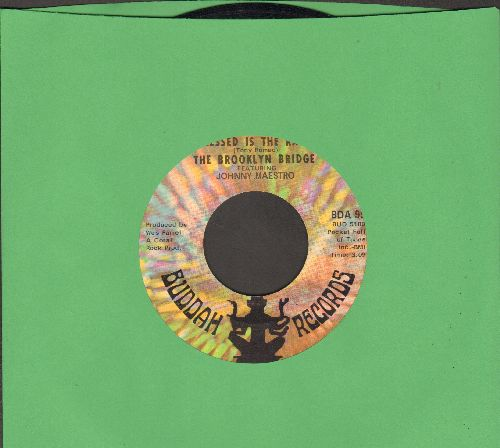 Brooklyn Bridge Featuring Johnny Maestro - Blessed Is The Rain/Welcome Me Love - VG7/ - 45 rpm Records