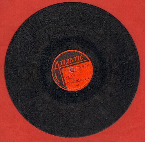 Bobbettes - Mr. Lee/Look At The Stars (10 inch 78 rpm record) - G5/ - 45 rpm Records