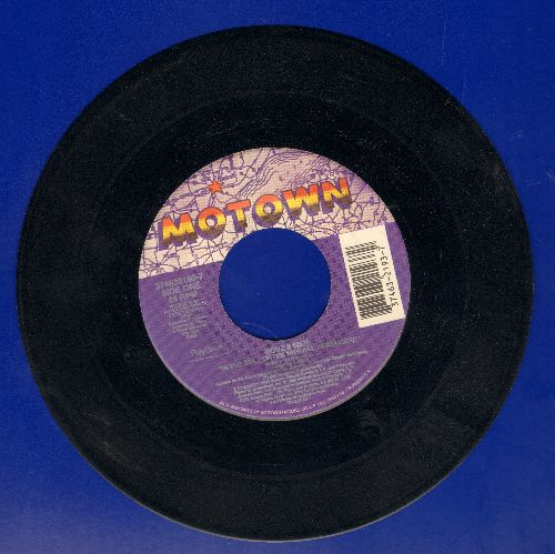 Boyz II Men - In The Still Of The Night (I'll Remember)/Who's Lovin' You (by The Jackson 5 on flip side) - EX8/ - 45 rpm Records