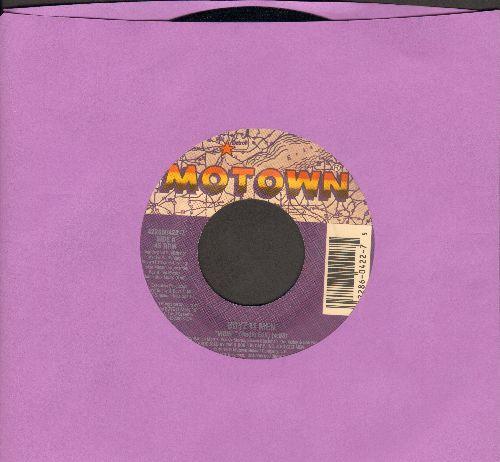 Boyz II Men - Vibin'/Water Runs Dry - NM9/ - 45 rpm Records