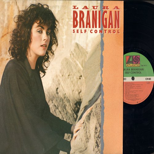 Branigan, Laura - Self Control: Ti Amo, Satisfaction, Will You Still Love Me Tomorrow (Vinyl STEREO LP record) - NM9/NM9 - LP Records