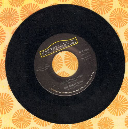 Brass Ring - The Dating Game/Disadvantages Of You  - EX8/ - 45 rpm Records