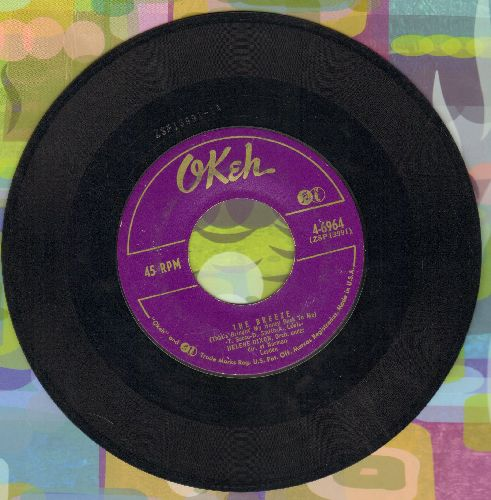 Dixon, Helene - The Breeze/Don't Call My Name - VG7/ - 45 rpm Records