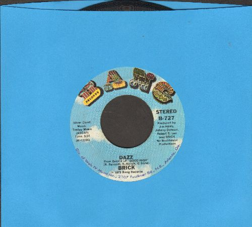 Brick - Dazz/Southern Sunset - VG7/ - 45 rpm Records