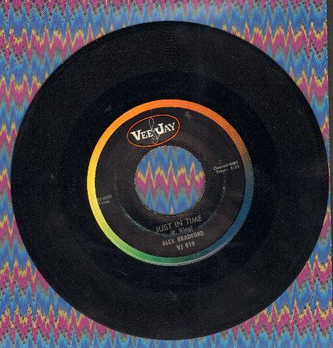 Bradford, Alex - One Step/Just In Time - NM9/ - 45 rpm Records