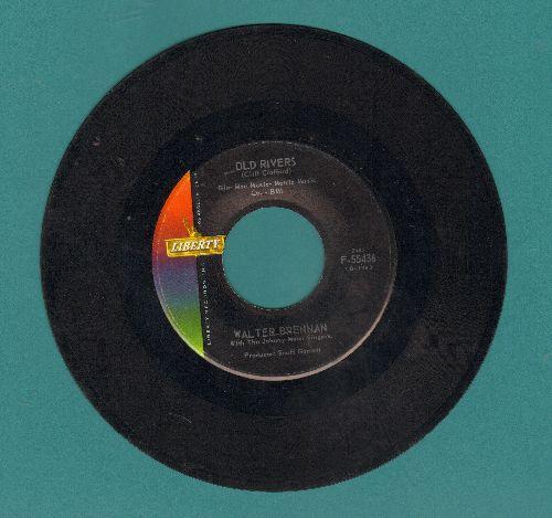 Brennan, Walter - Old Rivers/The Epic Of John H. Glenn - EX8/ - 45 rpm Records