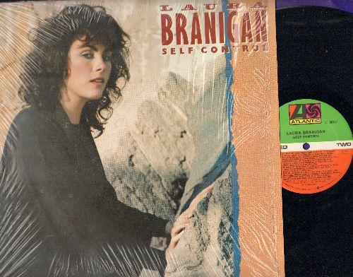 Branigan, Laura - Self Control: Ti Amo, Satisfaction, Will You Still Love Me Tomorrow (Vinyl STEREO LP record, shrink wrap) - M10/NM9 - LP Records