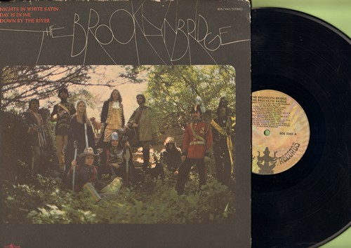 Brooklyn Bridge - The Brooklyn Bridge: Nights In White Satin,For What It's Worth, Down By The River (Vinyl STEREO LP record, gate-fold cover first pressing) - EX8/VG7 - LP Records