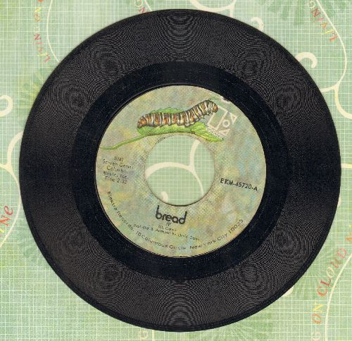 Bread - If/Take Comfort  - VG7/ - 45 rpm Records