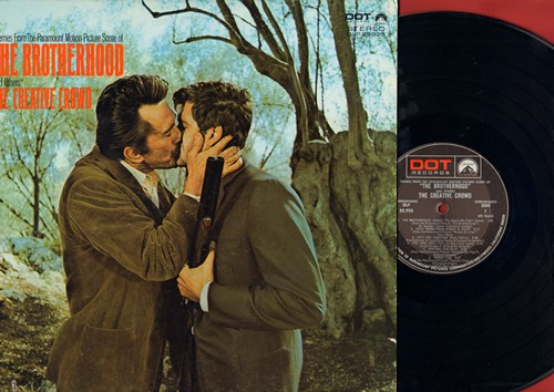 The Brotherhood - Themes From The Motion Picture The Brotherhood and others: That's Amore, Help Yourself, Let's Get Together (Vinyl STEREO LP record) - M10/EX8 - LP Records