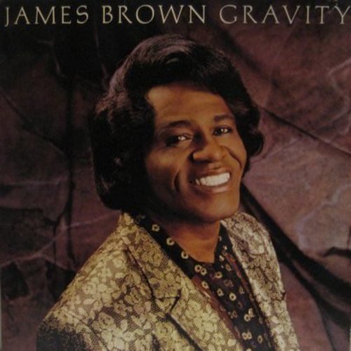Brown, James - Gravity: Living In America, Let's Get Personal, Goliath, Repeat The Beat (Vinyl LP record) - M10/NM9 - LP Records