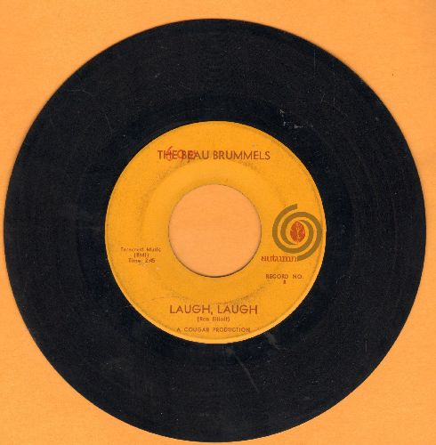 Beau Brummels - Laugh, Laugh/Still In Love With You Baby - EX8/ - 45 rpm Records