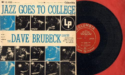 Brubeck, Dave Quartet - Jazz Goes To College: Take The
