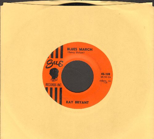 Bryant, Ray - Blues March/Shake A Lady - NM9/ - 45 rpm Records