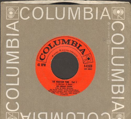 Bryant, Ray Combo - The Madison Time (Parts 1 + 2) (with Columbia company sleeve) - VG7/ - 45 rpm Records