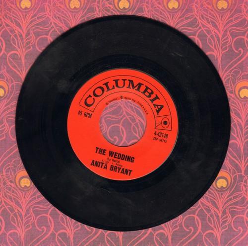Bryant, Anita - The Wedding (La Novia)/Seven Kinds Of Lonesome - NM9/ - 45 rpm Records