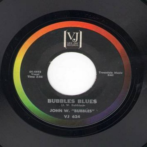 Bubbles, John W - Someone To Watch Over Me/Bubbles Blues - M10/ - 45 rpm Records