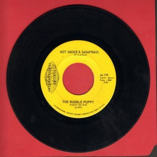 Bubble Puppy - Hot Smoke & Sasafrass/Lonely - EX8/ - 45 rpm Records