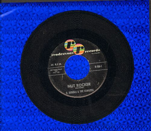Bumble, B. & The Stingers - Nut Rocker/Nautilus  - EX8/ - 45 rpm Records