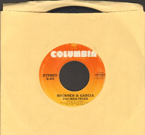 Buckner & Garcia - Pac-Man Fever/Pac-Man Fever (Instrumental)  - VG6/ - 45 rpm Records