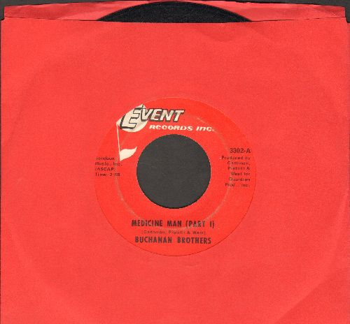 Buchanan Brothers - Medicine Man (Parts 1 + 2) - EX8/ - 45 rpm Records