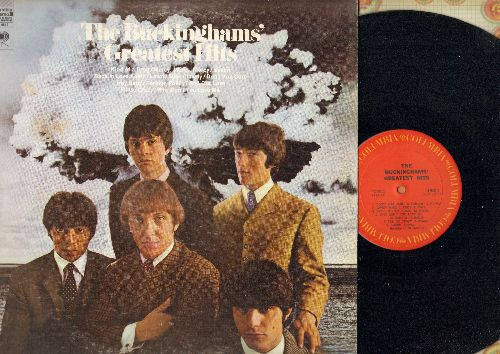 Buckinghams - The Buckingham's Greatest Hits: Don't You Care, Kind Of A Drag, Lawdy Miss Clawdy, Hey Baby (They're Playing Our Song), Susan (Vinyl STEREO LP record, 1980s pressing) - NM9/EX8 - LP Records