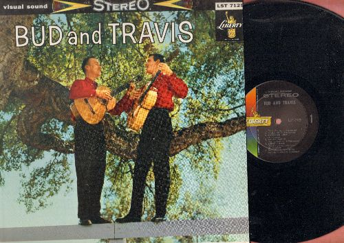 Bud & Travis - Bud And Travis: Tina, Truly Do, Delia's Gone, South Wind, Malaguena Salerosa (vinyl STEREO LP record) - NM9/NM9 - LP Records