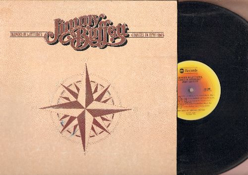 Buffett, Jimmy - Changes Of Latitudes, Changes In Attitudes: Margaritaville, Lovely Cruise, Banana Republics (vinyl STEREO LP record, gate-fold cover) - EX8/EX8 - LP Records