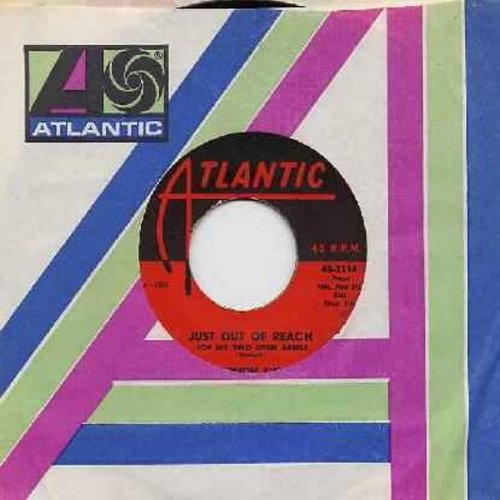 Burke, Solomon - Just Out Of Reach (Of My Two Open Arms)/Be Bop Grandma (with Atlantic company sleeve) - NM9/ - 45 rpm Records