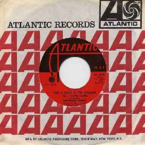 Burke, Solomon - Keep A Light In The Window Till I Come Home/Time Is A Thief (with original company sleeve) - EX8/ - 45 rpm Records