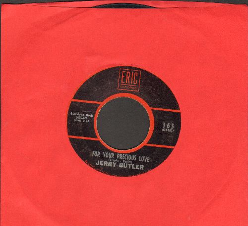 Butler, Jerry - For Your Precious Love/Whatver You Want (early double-hit re-issue) - VG7/ - 45 rpm Records