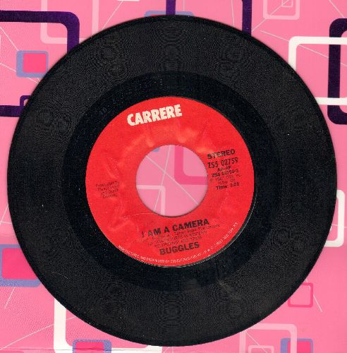 Buggles - I Am A Camera/Inner City - NM9/ - 45 rpm Records