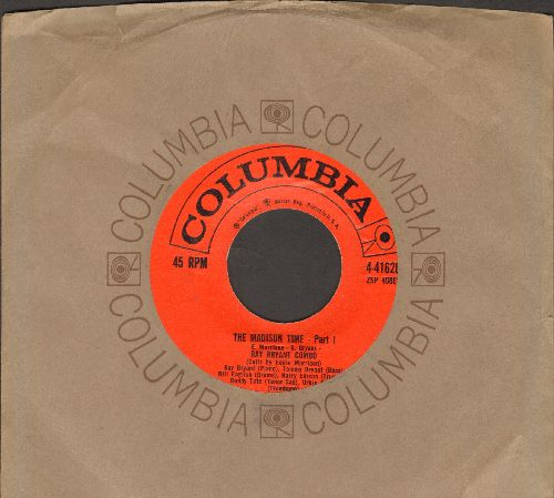Bryant, Ray Combo - The Madison Time (Parts 1 + 2) (with Columbia company sleeve) - NM9/ - 45 rpm Records
