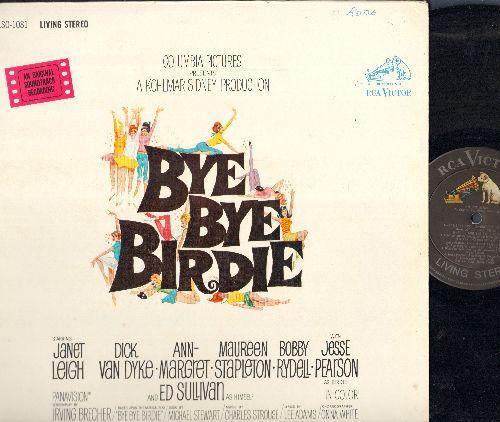 Bye Bye Birdie - Bye Bye Birdie - Original Motion Picture Soundtrack, starring Ann_Margret, Janet Leigh, Dick Van Dyke, Bobby Rudell (vinyl STEREO LP record) - EX8/EX8 - LP Records