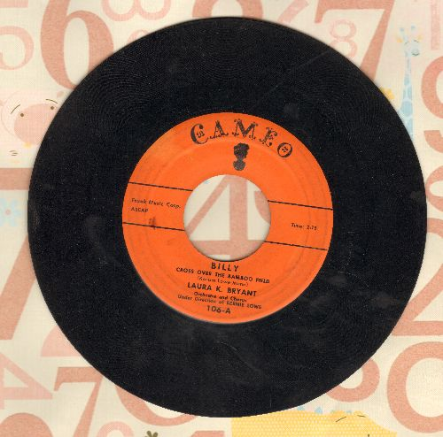 Bryant, Laura K. - Billy/Part-Time Gal - VG7/ - 45 rpm Records