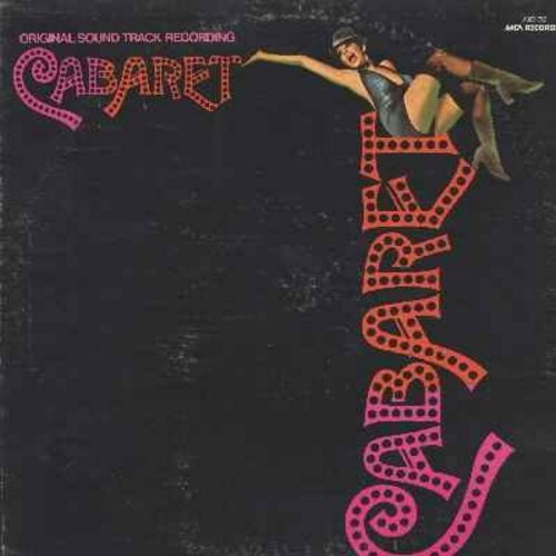 Minnelli, Liza - Cabaret: Original Motion Picture Sound Track (Vinyl STEREO LP record, 1980s pressing) - M10/VG7 - LP Records