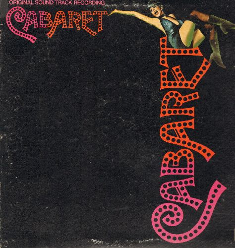 Minnelli, Liza - Cabaret: Original Motion Picture Sound Track (Vinyl STEREO LP record) - EX8/VG7 - LP Records